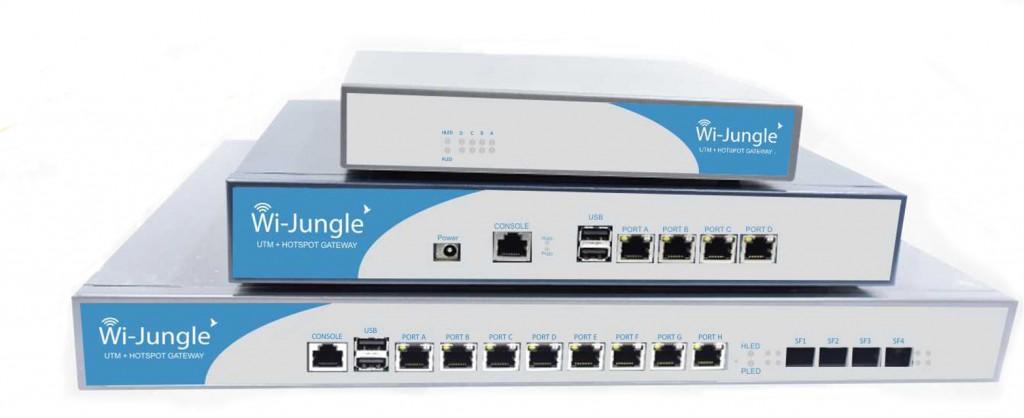 WiJungle Devices